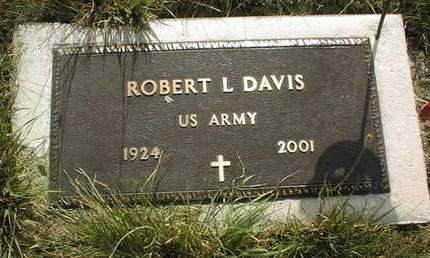 DAVIS, ROBERT L. - Cedar County, Iowa | ROBERT L. DAVIS