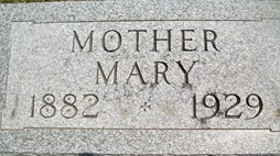 DRESSELHAUS, MARY M. - Cedar County, Iowa | MARY M. DRESSELHAUS