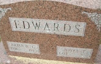 EDWARDS, ARTHUR G. - Cedar County, Iowa | ARTHUR G. EDWARDS