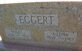 EGGERT, WILLIAM - Cedar County, Iowa | WILLIAM EGGERT