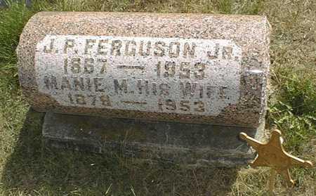 FERGUSON, J.P. JR - Cedar County, Iowa | J.P. JR FERGUSON