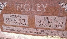DOHRMANN FIGLEY, DELLA - Cedar County, Iowa | DELLA DOHRMANN FIGLEY