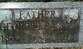 FRANCY, GEORGE - Cedar County, Iowa | GEORGE FRANCY