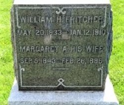 FRITCHER, WILLIAM HENRY - Cedar County, Iowa | WILLIAM HENRY FRITCHER
