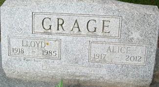GRAGE, LLOYD - Cedar County, Iowa | LLOYD GRAGE