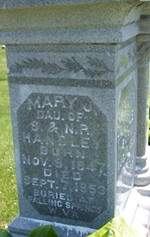 HANDLEY, MARY JANE - Cedar County, Iowa | MARY JANE HANDLEY