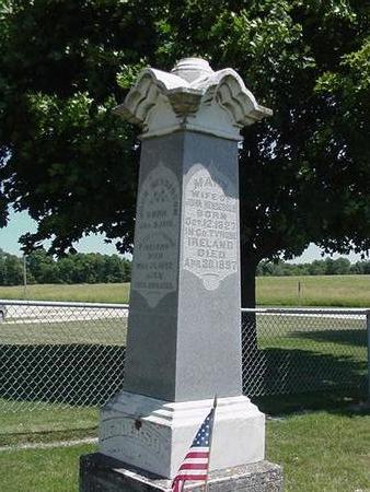 HENDERSON, MARY - Cedar County, Iowa | MARY HENDERSON