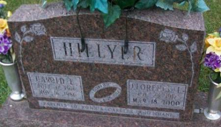 HILLYER, HAROLD F. - Cedar County, Iowa | HAROLD F. HILLYER