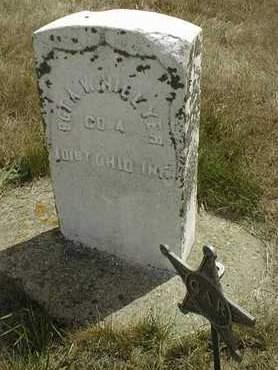 HILLYER, A.W. - Cedar County, Iowa   A.W. HILLYER