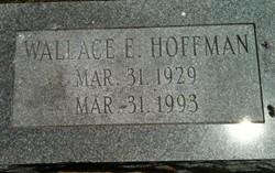 HOFFMAN, WALLACE E. - Cedar County, Iowa | WALLACE E. HOFFMAN