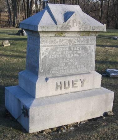 HUEY, JOHN - Cedar County, Iowa | JOHN HUEY