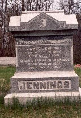 JENNINGS, JAMES - Cedar County, Iowa | JAMES JENNINGS