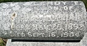 JOHANN, LEROY T. - Cedar County, Iowa | LEROY T. JOHANN