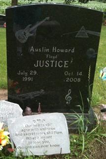 JUSTICE, AUSTIN HOWARD