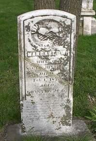 JUSTICE, MARGARET - Cedar County, Iowa | MARGARET JUSTICE