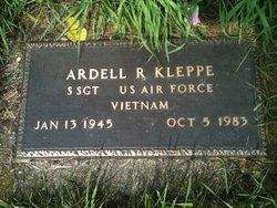 KLEPPE, ARDELL R. - Cedar County, Iowa   ARDELL R. KLEPPE