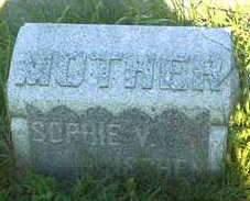 LUNSCHEN, SOPHIE V. - Cedar County, Iowa | SOPHIE V. LUNSCHEN