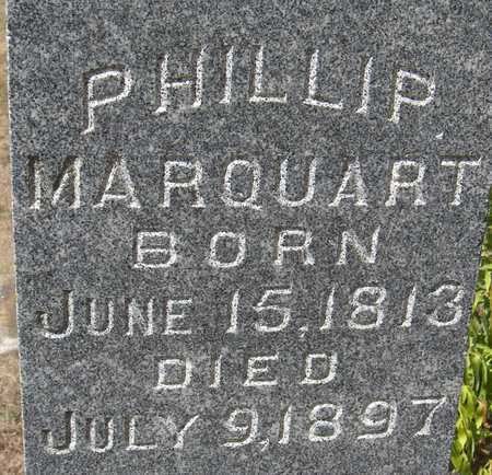 MARQUART, PHILLIP - Cedar County, Iowa | PHILLIP MARQUART