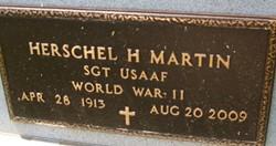 MARTIN, HERSCHEL H. - Cedar County, Iowa | HERSCHEL H. MARTIN