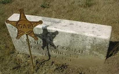 MCCONKIE, JAMES - Cedar County, Iowa | JAMES MCCONKIE