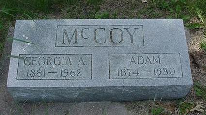 MCCOY, ADAM - Cedar County, Iowa | ADAM MCCOY