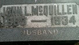 MCQUILLEN, JOHN L. - Cedar County, Iowa | JOHN L. MCQUILLEN