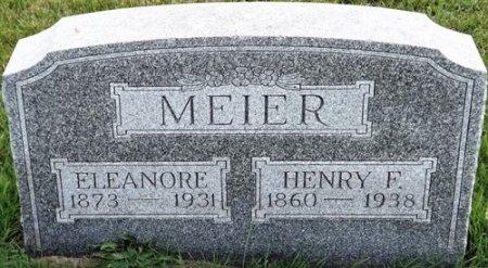 MEIER, HENRY F. - Cedar County, Iowa | HENRY F. MEIER