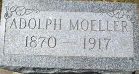 MOELLER, ADOLPH - Cedar County, Iowa   ADOLPH MOELLER