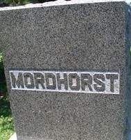 MORDHORST, FAMILY MONUMENT - Cedar County, Iowa | FAMILY MONUMENT MORDHORST