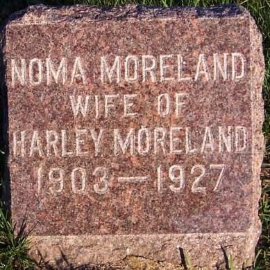MORELAND, NOMA - Cedar County, Iowa | NOMA MORELAND