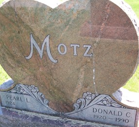 MOTZ, DONALD C. - Cedar County, Iowa | DONALD C. MOTZ