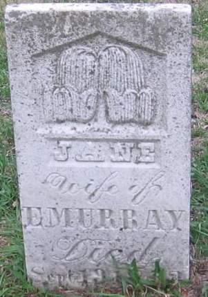 MURRAY, JANE - Cedar County, Iowa | JANE MURRAY