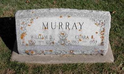 MURRAY, WILLIAM B. - Cedar County, Iowa | WILLIAM B. MURRAY
