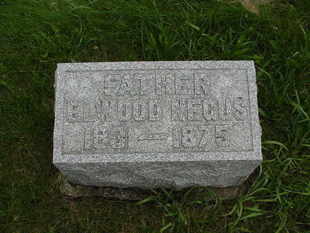 NEGUS, ELWOOD - Cedar County, Iowa | ELWOOD NEGUS