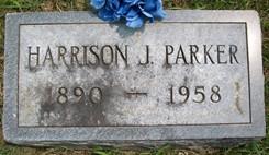 PARKER, HARRISON J. - Cedar County, Iowa | HARRISON J. PARKER
