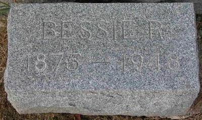 PIERCE, BESSIE RAE - Cedar County, Iowa   BESSIE RAE PIERCE
