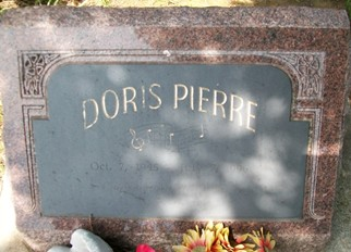 PIERRE, DORIS - Cedar County, Iowa | DORIS PIERRE