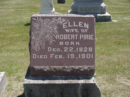 PIRIE, ELLEN - Cedar County, Iowa | ELLEN PIRIE
