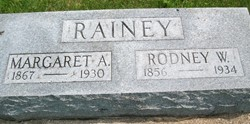 RAINEY, RODNEY W. - Cedar County, Iowa | RODNEY W. RAINEY