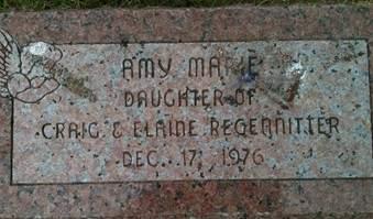 REGENNITTER, AMY MARIE - Cedar County, Iowa | AMY MARIE REGENNITTER