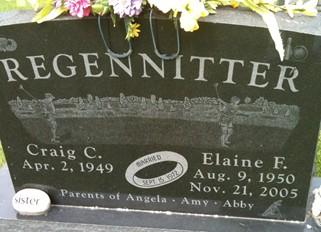 KRON REGINNITTER, ELAINE F.