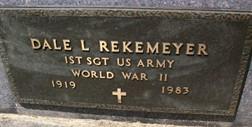 REKEMEYER, DALE LOUIS - Cedar County, Iowa | DALE LOUIS REKEMEYER