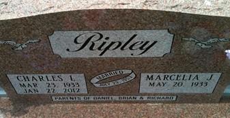 RIPLEY, CHARLES L. - Cedar County, Iowa | CHARLES L. RIPLEY
