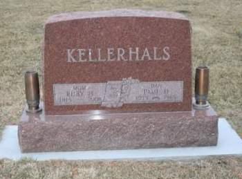 KELLERHALS, RUBY - Cedar County, Iowa   RUBY KELLERHALS
