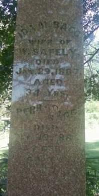 SAFELY, IDA - Cedar County, Iowa | IDA SAFELY