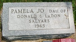 SALYARS, PAMELA JO - Cedar County, Iowa | PAMELA JO SALYARS