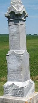 SCHWITZER, FAMILY MONUMENT - Cedar County, Iowa | FAMILY MONUMENT SCHWITZER