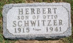 SCHWITZER, HERBERT - Cedar County, Iowa | HERBERT SCHWITZER