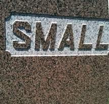 SMALL, FAMILY MONUMENT - Cedar County, Iowa | FAMILY MONUMENT SMALL