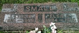 CHRISTIANSON SMALL, ELSIE A. - Cedar County, Iowa | ELSIE A. CHRISTIANSON SMALL